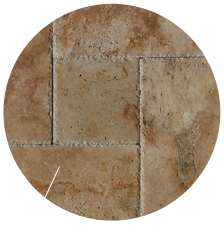 travertine sample