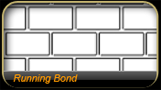 running bond pattern
